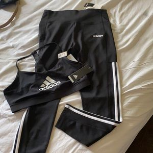 Adidas large outfit